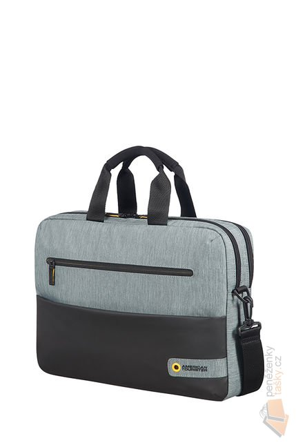 "AMERICAN TOURISTER City Drift Aktovka na notebook 15.6"" šedá 80531-1062"